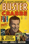 Cover For The Amazing Adventures of Buster Crabbe 1