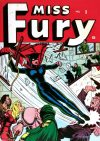 Cover For Miss Fury 3