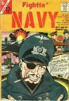 Cover For Fightin' Navy 109