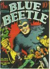 Cover For Blue Beetle 13