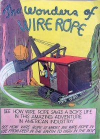 Large Thumbnail For The Wonders of Wire Rope [nn]
