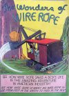 Cover For Wonders of Wire Rope