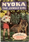 Cover For Nyoka the Jungle Girl 40