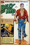 Cover For Billy the Kid Adventure Magazine 14