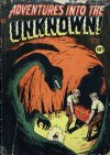 Cover For Adventures into the Unknown 4