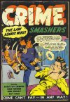 Cover For Crime Smashers 10