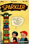 Cover For Sparkler 55