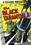 Cover For A Feature Presentation 5 The Black Tarantula