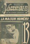 Cover For L'Agent IXE 13 v2 28 La maison numéro 13