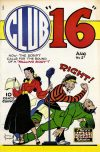 Cover For Club 16 2