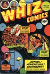 Cover For Whiz Comics 114