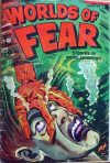 Cover For Worlds of Fear 9