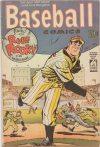Cover For Baseball Comics 1