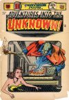 Cover For Adventures into the Unknown 51