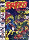 Cover For Speed Comics 17