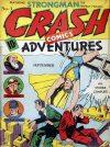 Cover For Crash Comics 4