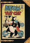 Cover For Atom the Cat 9