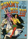 Cover For Tommy of the Big Top 12