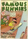 Cover For Famous Funnies 57