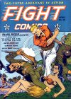 Cover For Fight Comics 18