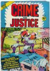 Cover For Crime And Justice 4