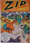 Cover For Zip Comics 19