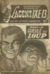 Cover For L'Agent IXE 13 v2 16 Dans la gueule du loup