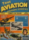 Cover For True Aviation Picture Stories 4