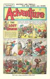 Cover For Adventure 1231
