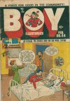 Cover For Boy Comics 44