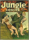 Cover For Jungle Comics 26