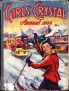 Cover For Girls' Crystal Annual 1953