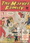 Cover For The Marvel Family 38