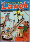 Cover For Top Notch Laugh Comics 32