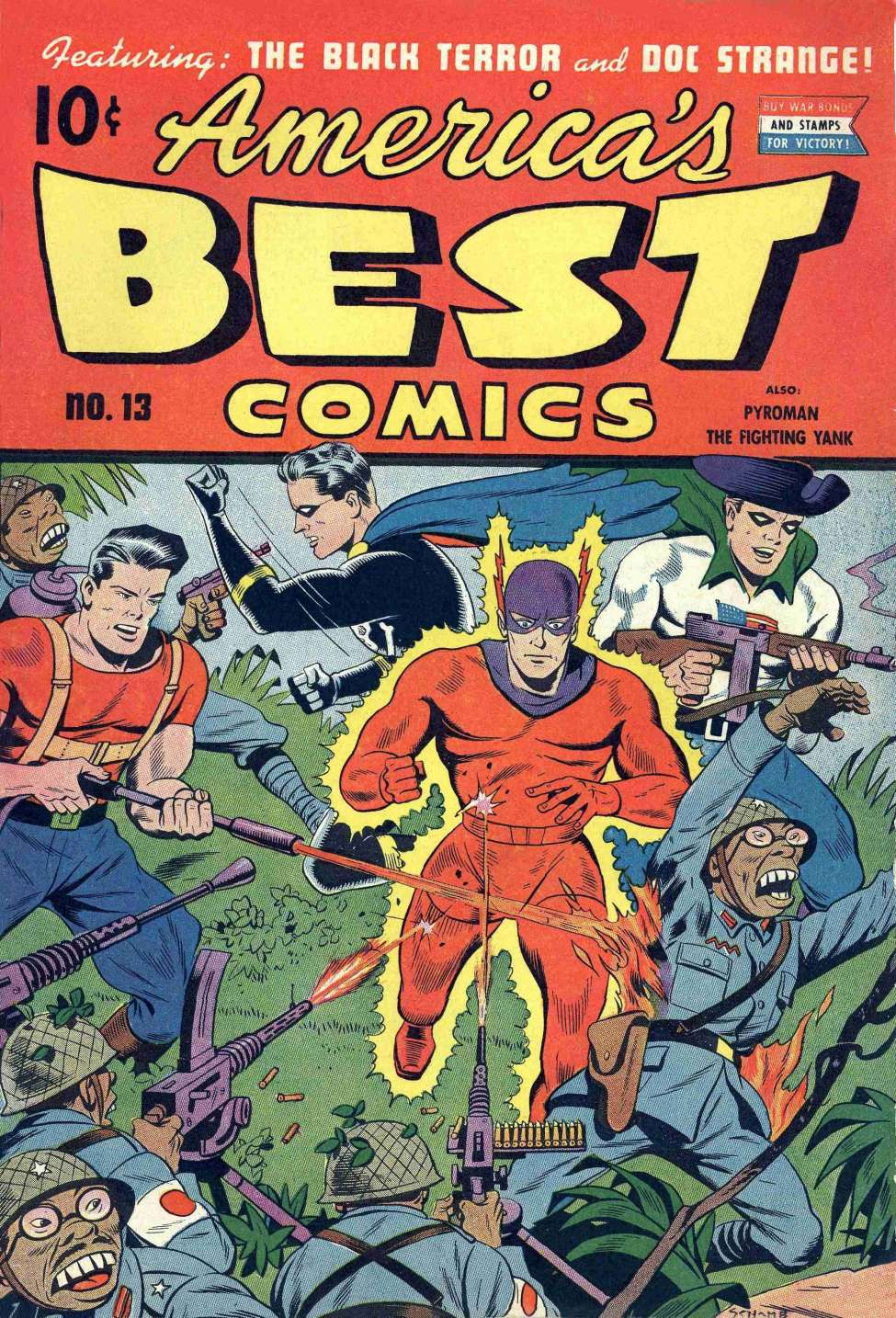 Comic Book Cover For America's Best Comics v5 1 (13)