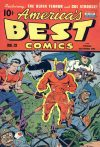 Cover For America's Best Comics 13