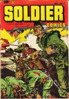 Cover For Soldier Comics 11