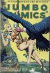 Cover For Jumbo Comics 67