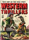 Cover For Western Thrillers 1