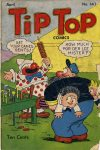 Cover For Tip Top Comics 141