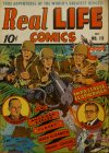 Cover For Real Life Comics 12