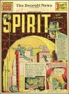 Cover For The Spirit (1940 7 21) Detroit News