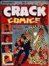 Cover For Crack Comics 7 (fiche/paper)