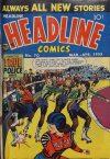 Cover For Headline Comics 70