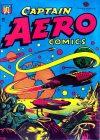 Cover For Captain Aero Comics 26