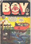 Cover For Boy Comics 70