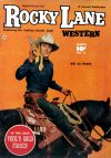 Cover For Rocky Lane Western 11