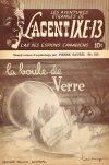 Cover For L'Agent IXE 13 v2 152 La boule de verre