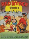 Cover For Red Ryder Comics 6