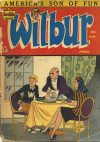 Cover For Wilbur Comics 13